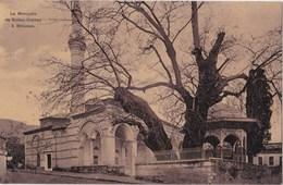 Carte Postale : Constantinople (Turquie)  Brousse La Mosquée Orkhan   Assez Rare Editeur ?? - Turkey
