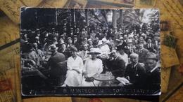 Fotografia - Personaggi - Montecatini Terme, Torretta - Foto Di Gruppo 1921 - Fot. Gojorani - Viaggata - Non Classificati