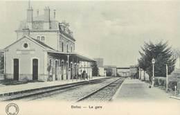 ". CPA FRANCE 87 ""Bellac,  La Gare"" - Bellac"