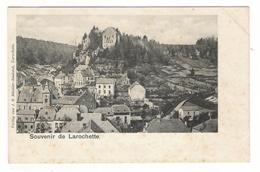 LUXEMBOURG  /  SOUVENIR  DE  LAROCHETTE  /  CPA  PRECURSEUR - Larochette
