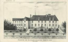 """. CPA FRANCE 86 """" Poitiers, Monastère Des Religieuses Augustines Hospitalières"""" - Poitiers"""