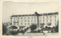 """. CPA FRANCE 86 """" Poitiers, Monastère Des Religieuses Augustines Hospitalières """" - Poitiers"""