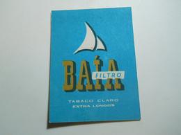 Calendar * Portugal * 1975 * Tabaco Baía Filtro - Calendars