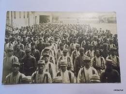 SAINT CYR-Groupe De Soldats-Carte Photo 1915 - St. Cyr L'Ecole