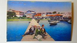 D158847 Albania  Durz Durres Durazzo  Ca 1910-20's - Albania