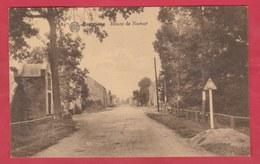 Emptinne - Route De Namur -1938 ( Voir Verso ) - Hamois
