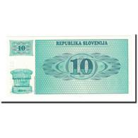 Billet, Slovénie, 10 (Tolarjev), 1990, KM:4a, NEUF - Slovénie