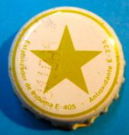 CAPSULE ESTABLIZADOR DE ESPUMA E-405 ANTIOXIDANTE E-223 - Soda