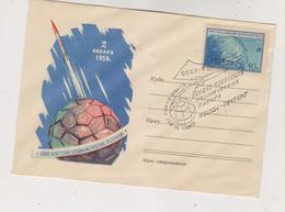 RUSSIA 1960 Nice Cover Space - 1923-1991 URSS