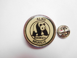 Beau Pin's ,  Basket , ALND , Neuville Les Dieppe , Panda , Seine Maritime - Basketbal