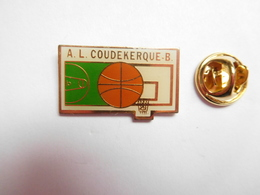 Beau Pin's ,  Basket , A.L. Coudekerque Branche - Basketbal