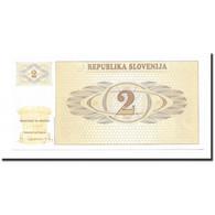 Billet, Slovénie, 20 Tolarjev, 1990, KM:12a, NEUF - Slovénie