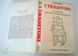 I TRADITORI - L. NIZER - SPERLING & KUPFER 1976 - Libri, Riviste, Fumetti