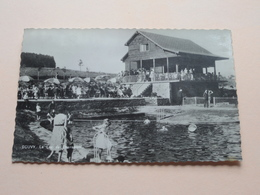 Lac De Cherapont : Camping - Pêche - Piscine Tél 17082 ( Edit. Boulanger - LUTTE ) Anno 1963 ( Zie Foto Details ) ! - Gouvy