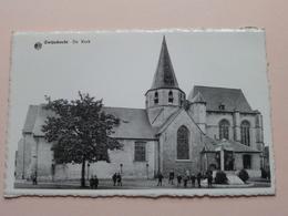 De KERK ( Van Rompaey ) Stempel Hobbyclub / Guido Smet - Anno 19?? ( Zie Foto Details ) ! - Zwijndrecht
