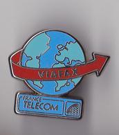 PIN'S   THEME FRANCE  TELECOM  VIAFAX - France Telecom
