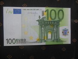 "100 EURO "" N "" F011 D1, AUSTRIA ,DRAGHI, FDS - UNC - EURO"