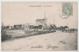 CPA CREPY EN VALOIS La Raperie - Crepy En Valois