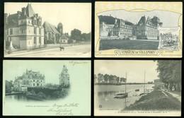 Lot De 60 Cartes Postales De France  Indre - Et - Loire    Lot Van 60 Postkaarten Van Frankrijk ( 37 ) - 60 Scans - Cartes Postales