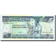 Billet, Éthiopie, 5 Birr, 2013, 2013, KM:47e, NEUF - Ethiopie