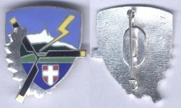 Insigne De La Base Ecole 725 - Chambéry - Armée De L'air
