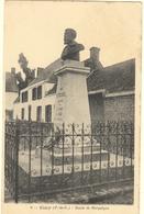 VIMY (62)  BUSTE DE BERGAIGNE - France