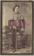 CDV Chasseur Alpin Du  13e Régiment-photo Vuillot Ex Chamussy à Chambéry - Guerre, Militaire