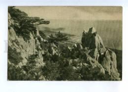 197493 RUSSIA Mountains Near Alupka Old Glavlit Tir5t - Russia