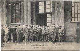62 Catastrophe De COURRIERES Quelques Survivants Mine - France
