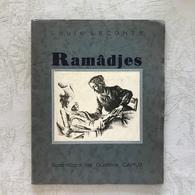 RAMADJES LOUIS LECOMTE ILLUSTRATIONS DE GUSTAVE CAMUS 1939 - Livres, BD, Revues