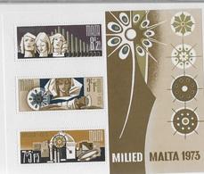 Bloc Feuillet Malte - Malte
