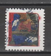 "FRANCE / 2011 / Y&T N° AA 626 : ""Nativités"" (Fouquet) - Choisi - Cachet Rond - France"