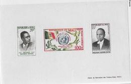 Bloc Feuillet Mali - Mali (1959-...)