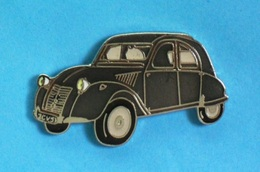 "PIN'S //  ** CITROËN 2 CV ** DIT "" DEUDEUCHE "" ** . (Démons & Merveilles) - Citroën"