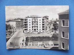 Cartolina Treviso - Ponte De Gasperi - 1958 - Treviso