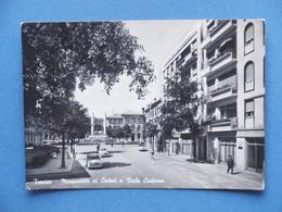 Cartolina Treviso - Monumento Ai Caduti E Viale Cadorna - 1957 - Treviso