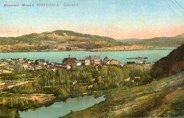 CANADA -  Moravian Mission LHOPEDALE Labrador - VG Message - Newfoundland And Labrador