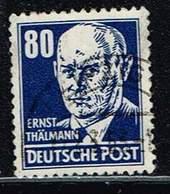 DDR 1952/3, Michel# 339 O - DDR