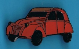PIN'S // ** BELLE 2 CV CITROËN / DEUDEUCHE ** - Citroën