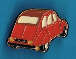 PIN'S // ** 2 CV 6 / CITROËN / DEUDEUCHE ** - Citroën