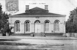 V14718 Cpa 37 Joué Les  Tours - La  Mairie - Non Classés