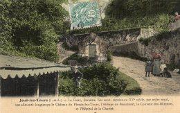 V14722 Cpa 37 Joué Lez Tours -  La Carre, Fontaine - Unclassified