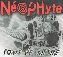 NEOPHYTE - Point De Rupture - CD - COMBAT ROCK - Punk