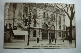 D 70 - Vesoul - La Gare Des Tramways Départementaux - Vesoul