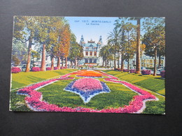 AK Ca. 1910er Jahre Cap 1317. Monte-Carlo Le Casino. Carte Postale Adia. Edition Photochrome - Monte-Carlo