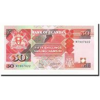 Billet, Uganda, 50 Shillings, 1997, KM:30c, NEUF - Ouganda
