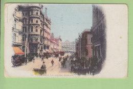 LOS ANGELES : Spring Street, 1902. 2 Scans. - Los Angeles