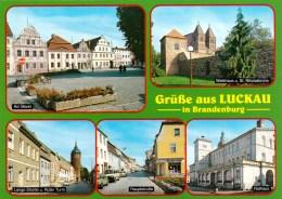 Luckau In Brandenburg, Germany Unused - Luckau