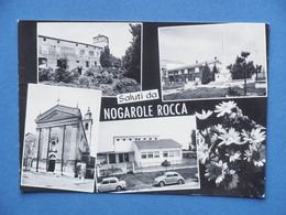 Cartolina Nogarole Rocca - Varie Vedute - 1968 - Verona