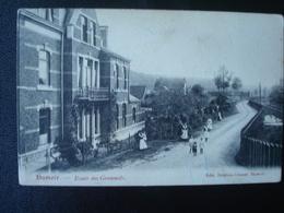 HAMOIR : Route Des Groumets  En 1907 - Hamoir